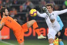 Hasil UEFA Nations League, Rekor Tanpa Kalah Perancis Berakhir