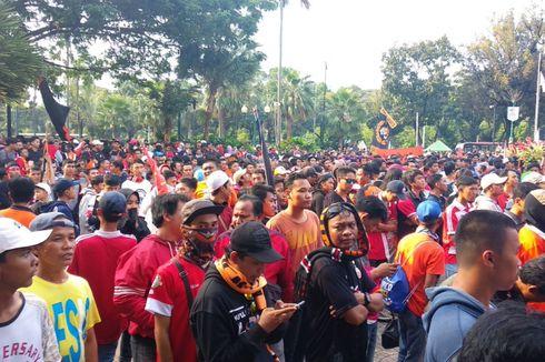 Anies Baswedan: Saya Sudah Dengar Teriakan soal Stadion