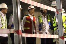 Ingin Bertemu Namun Sama-sama Sibuk, Jokowi dan Surya Paloh Janjian di Proyek MRT