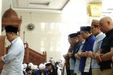 Sandiaga Uno Kunjungi Ponpes Idrisiyyah Tasikmalaya untuk Shalat Zuhur