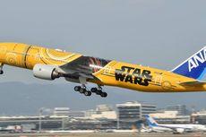 ANA Luncurkan Pesawat Bertema Star Wars