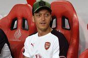 Jarang Dimainkan di Arsenal, Mesut Oezil Disarankan Pensiun