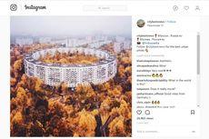 Apartemen di Rusia Ini Bisa