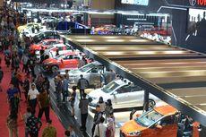 Toyota Harap IIMS Gairahkan Pasar Otomotif Paruh Awal 2018
