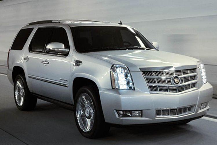 Cadillac Esclade 2014.