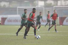 Tiba di Hanoi, Timnas U-23 Langsung Latihan