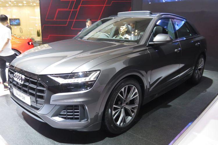 Audi Q8 terbaru hadir di GIIAS 2019