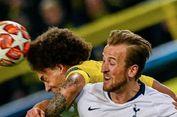 Juventus Vs Tottenham, Harry Kane Optimistis Tatap Musim Baru
