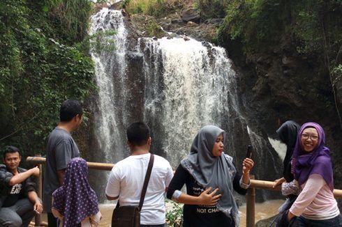 Curug Gending Asmoro, Eksotisme Air Terjun di Tengah Hutan Bambu (2)