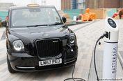 Ingin Perbaiki Kualitas Udara, London Andalkan Taksi Listrik