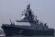 Kapal Perang Fregat Terbaru Rusia Dilaporkan Berlayar di Selat Inggris