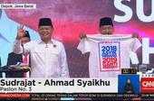 Rekapitulasi KPU, Sudrajat-Syaikhu Unggul di Kota Bekasi