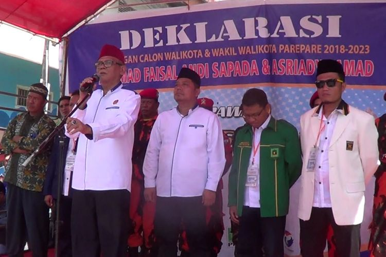 Masih Banyak Warga Miskin, Wakil Wali Kota Parepare Maju Tantang  Wali Kota