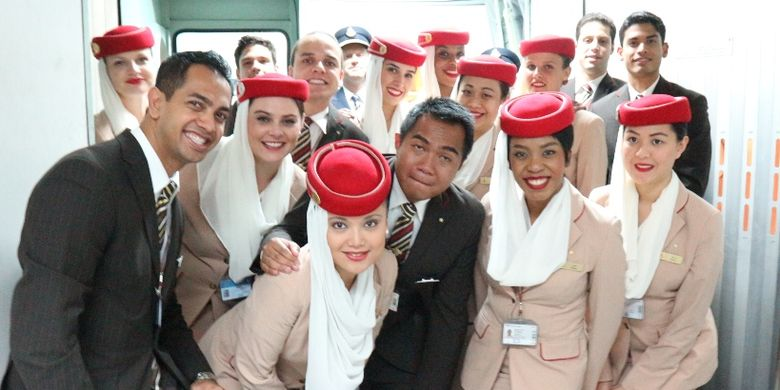 Awak kabin Emirates
