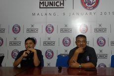Kebutuhan Klub Arema FC Diperkirakan Capai Rp 34 Miliar pada 2019