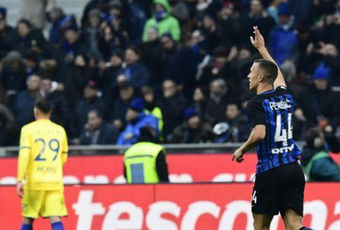 Cetak Tiga Gol, Perisic Utamakan Kemenangan Inter Milan
