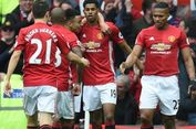 Jadwal Siaran Langsung Sepak Bola, Malam Ini Arsenal Vs Man United