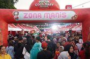 Para Pecinta Kuliner Padati Pucuk Coolinary Festival di Yogyakarta