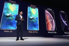 Huawei Mate 20 dan Mate 20 Pro Resmi Meluncur dengan 3 Kamera Belakang
