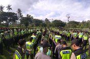 1.581 Personel Gabungan Amankan Borobudur Marathon 2018