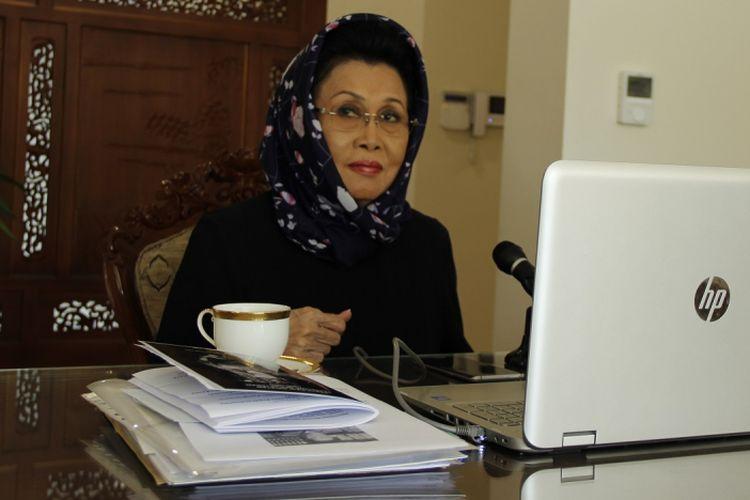 Amelia Achmad Yani dalam kegiatannya pada 30 September 2017 di tempat tinggalnya, Wisma Indonesia di Sarajevo, sebagai Duta Besar Republik Indonesia untuk Bosnia dan Herzegovina.
