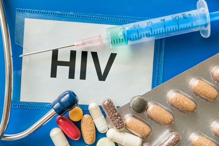 Ilustrasi HIV/AIDS