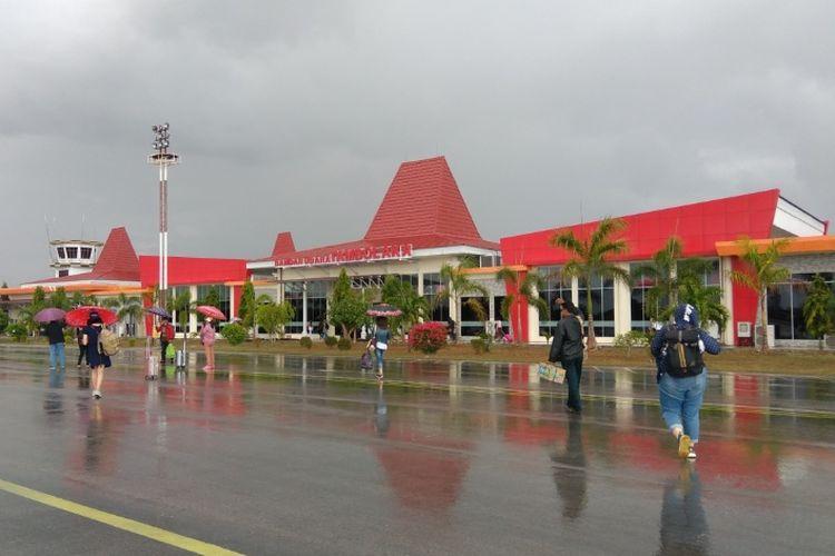 Bandara Tambolaka di Sumba Barat Daya.