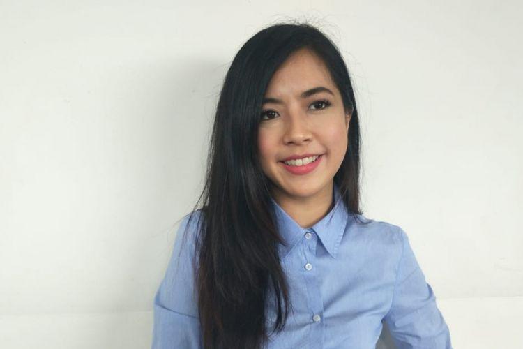 Yeslin Wang saat ditemui di Pengadilan Negeri Jakarta Pusat, Gunung Sahari, Kamis (17/1/2019).