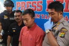 Sekap dan Perkosa Pacar, Firman Ditangkap Polisi