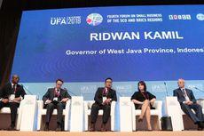 Di Rusia, Ridwan Kamil Singgung