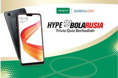 Ini Dia 7 Pemenang Hype Bola Rusia with OPPO F7