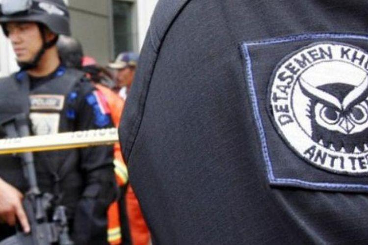 Densus 88 Amankan Tiga Terduga Teroris di Temanggung