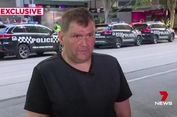 Tunawisma Pahlawan dalam Serangan Melbourne Kini Diseret ke Pengadilan