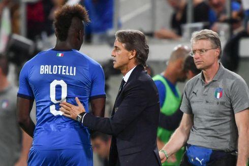 Mario Balotelli Pantas Kembali ke Timnas Italia