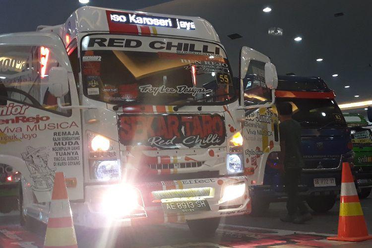 Kontes modifikasi truk perdana resmi dihelat di Yogyakarta