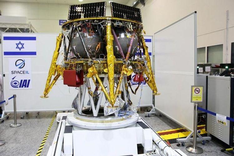 Pesawat ruang angkasa Israel