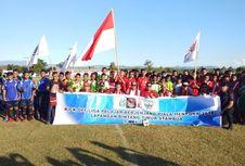 'Kick-off' Piala Menpora 2018 Digelar di Perbatasan RI-Timor Leste