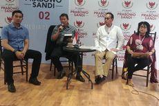 Hashim: Prabowo Anti Asing, Itu Hoaks