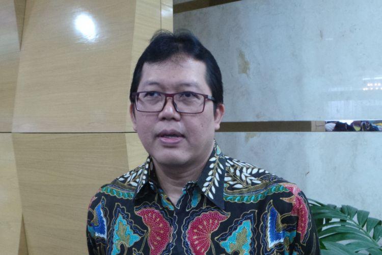 Direktur Bank Tabungan Negara (BTN) R Mahelan Prabantarikso