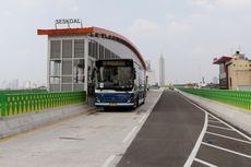 Operasional Transjakarta Koridor 13 Tunggu SLF dan Pemasangan Pintu Otomatis