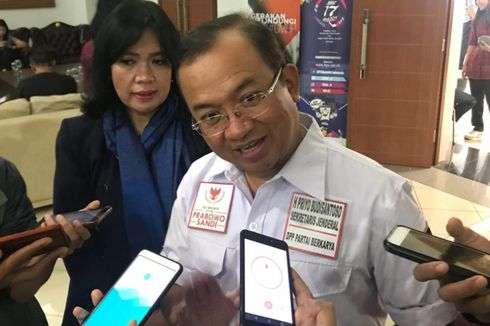 BPN Prabowo-Sandiaga Akui Anggotanya Tak Paham soal Pembatalan Sosialisasi Visi-Misi Paslon