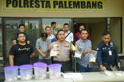 Dua Pabrik Pembuat Tahu Berformalin di Sumsel Dibongkar Polisi dalam Sehari