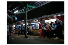 KRL Jakarta Kota-Bogor yang Alami Gangguan Sudah Ditarik ke Depo