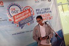 Pemprov DKI Jakarta Sediakan Lapak Dagang UKM Saat Asian Games 2018
