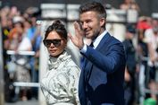 Foto Beckham dan Victoria Saat Menikah 20 Tahun Lalu