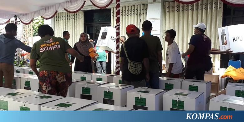 744 TPS di Kota Jayapura Ikut Pemilu Susulan, Ini Penyebabnya