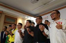Klaim Kemenangan Jokowi-Ma'ruf, TKN Tetap Hormati Prosedur Resmi di KPU