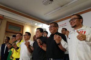 Mengacu Hasil Hitung Cepat, TKN Klaim Kemenangan Jokowi-Ma'ruf