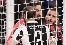 Hasil Liga Italia, Kalahkan AC Milan, Juventus Jauhi Napoli