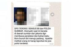 Polisi: Terduga Teroris yang Ditangkap di Sumbar Berasal dari Depok